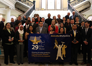 29 Who Shine recipients