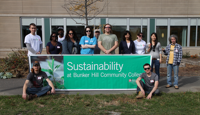 Student Club - Sustainability