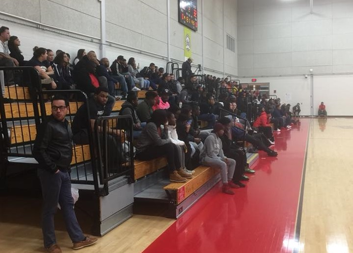 Mens Basketball vs Massasoit