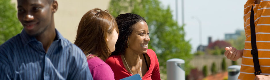 BHCC students outside