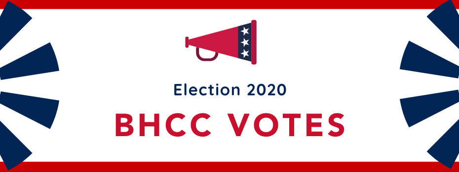 Election 2020 BHCC Votes