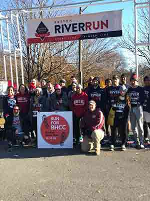 Boston River Run 2018 Team BHCC