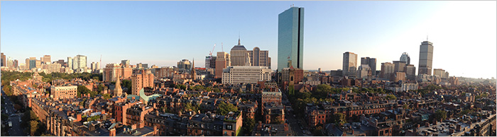 Back Bay Panorama