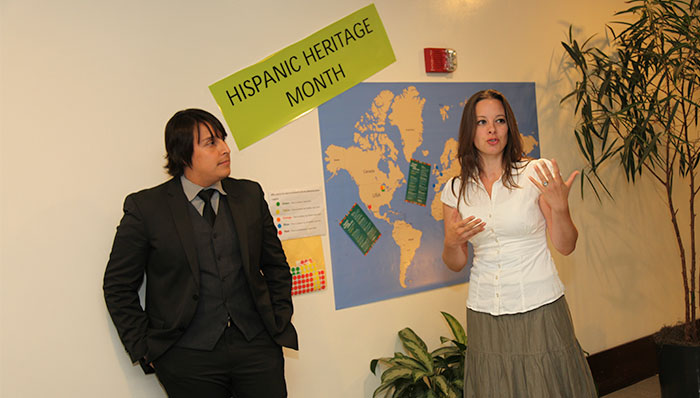 Hispanic Heritage Month at Chelsea Campus