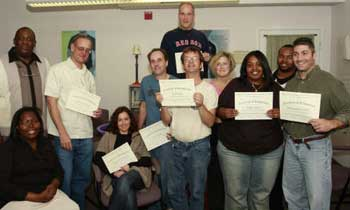 Human Services Degree/Certificate Students