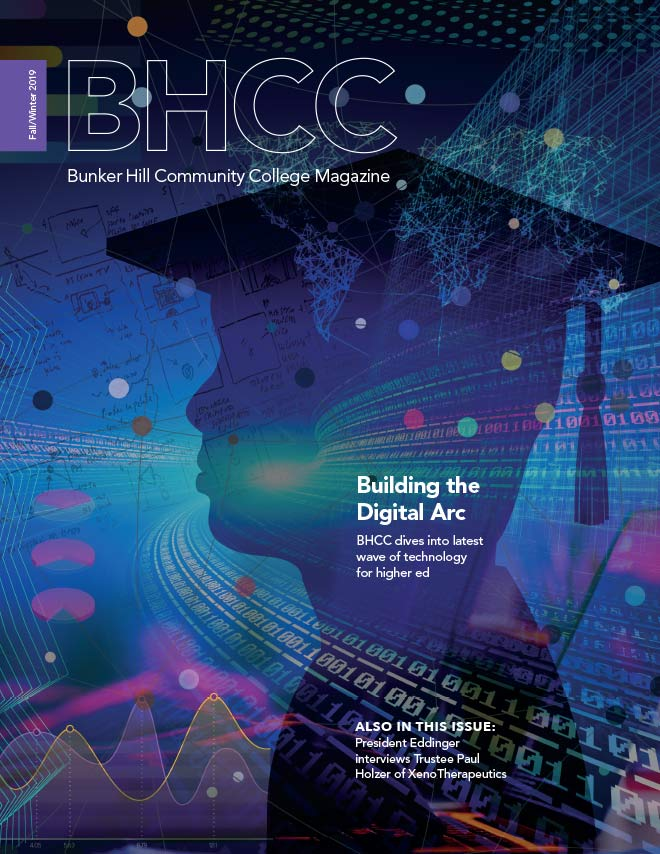BHCC Magazine Winter 2019 Cover