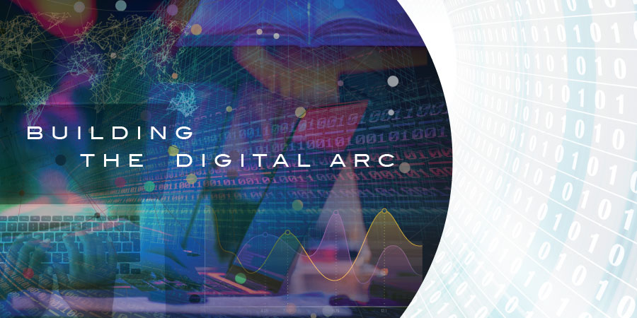 digital arc header