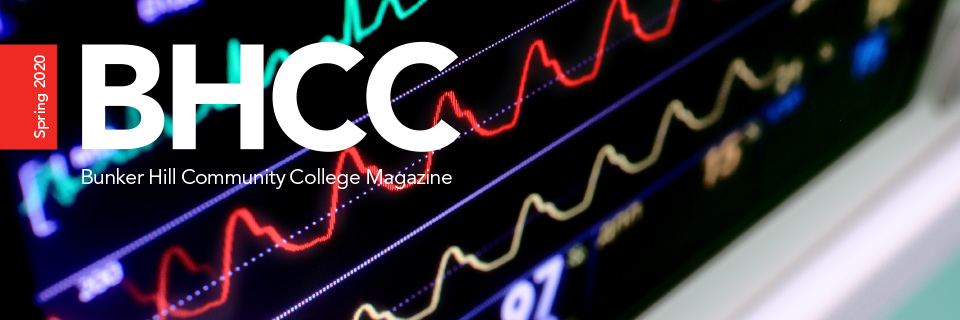 Spring 2020 BHCC Bunker Hill Community College Magazine