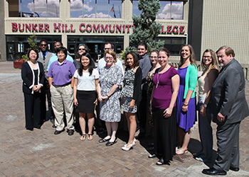 New faculty and staff photo