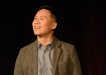 B.D. Wong event photo 1