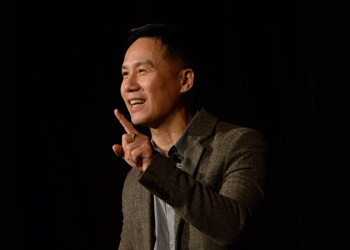 B.D. Wong event photo 2