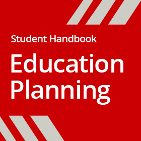 Student Handbook - Education Planning