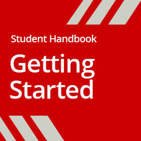 Student Handbook - Getting Started