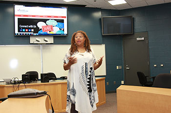 BHCC Faculty Connects African American History into Pedagogy