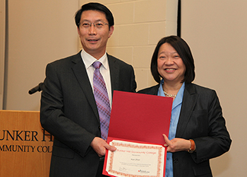 Bunker Hill Community College Welcomes Delegation of Chinese Academics