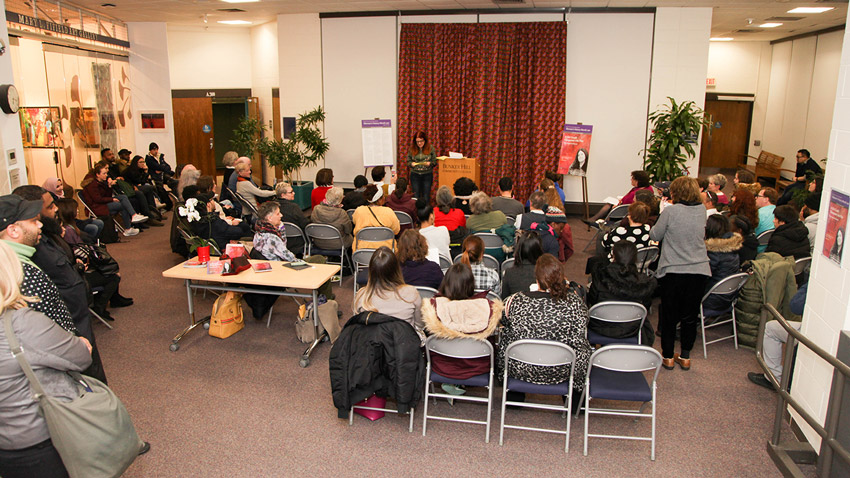 Women History Month Event image